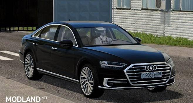Audi A8 4.0 TFSI Quattro 2018 [1.5.9]